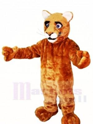 Little Leopard Panther Katze Cougar Cub Maskottchen Kostüme Tier