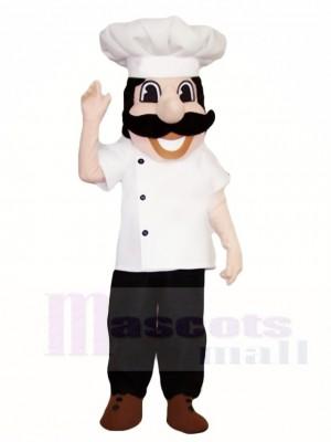 Koch Maskottchen Kostüme Menschen