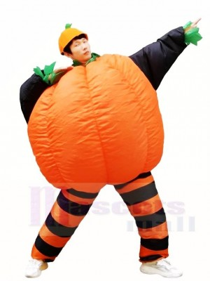 Kürbis aufblasbare Halloween Explosion Kostüme für Erwachsene
