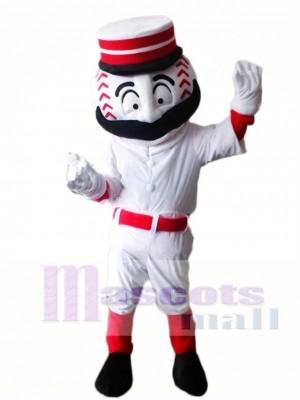 Baseball Mann Sport Maskottchen Kostüme