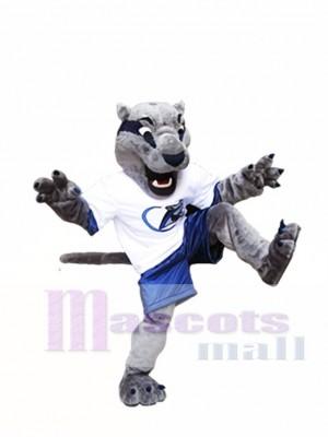 Grey Wolf Maskottchen Kostüm Grey Wolf Maskottchen Kostüme