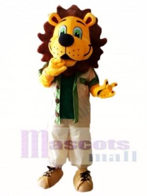 Roarie Löwe Maskottchen Kostüme Tier