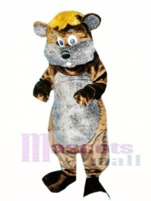 Streifenhörnchen Maskottchen Kostüm