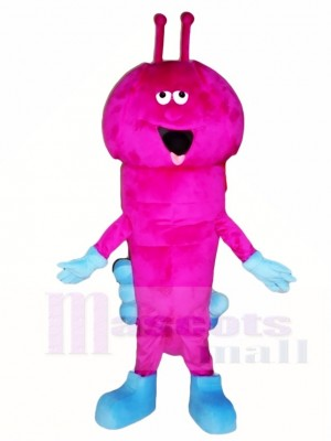 Inchworm Caterpillar Mascot Costumes Insect