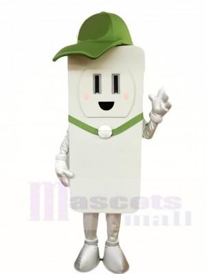Socket Outlet Maskottchen Kostüme