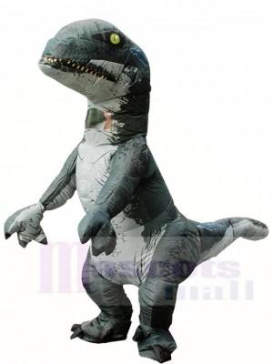 Tyrannosaurus T-REX Dinosaurier Aufblasbar Halloween Weihnachten Kostüme für Erwachsene