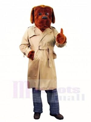 McGruff das Kriminalität Hund Maskottchen Kostüme Tier