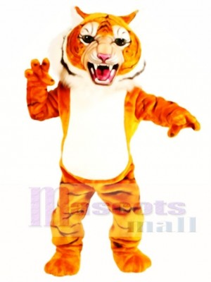 Süßes Super Tiger Maskottchen Kostüm