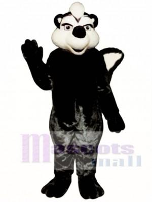 Stinkendes Stinktier Maskottchen Kostüm Tier