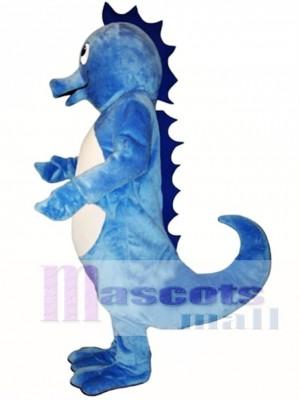 Niedliches Henry Seahorse Maskottchen Kostüm Tier