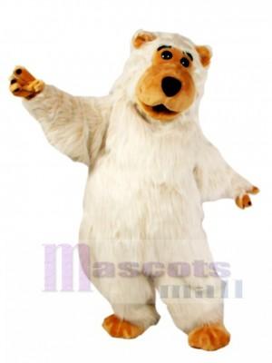 Boris Bär Maskottchen Kostüm