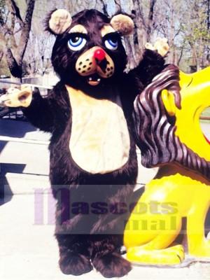 Barnaby Bär Maskottchen Kostüm
