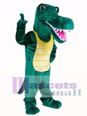 Gator Maskottchen Kostüm