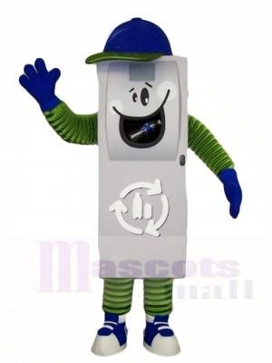 Mülleimer Ash Bin Maskottchen Kostüme