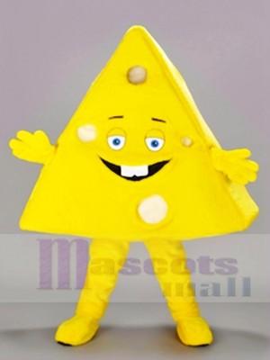 Dreieck Geformt Geschnitten K?se Maskottchen Kostüme Essen
