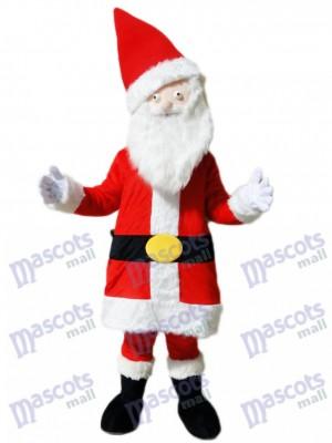 Weihna chtsmann Weihnachtsmann Maskottchen Kostüm