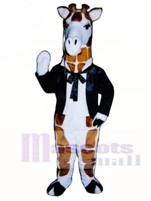 Gaylord Giraffe Maskottchen Kostüm