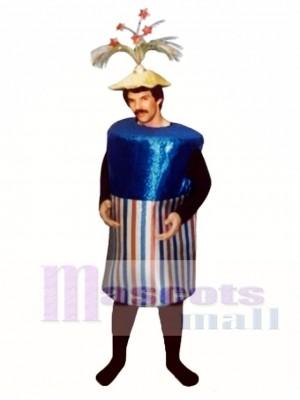 Netter Kracher Maskottchen Kostüm