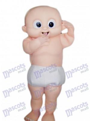 Große Augen Baby Maskottchen Kostüm Karikatur