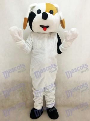 Schwarz und braun Hund Maskottchen Kostüm Tier
