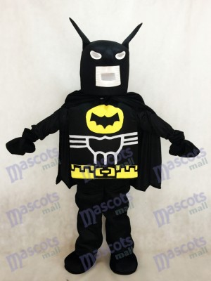 Lego Batman Super Hero Maskottchen Kostüm