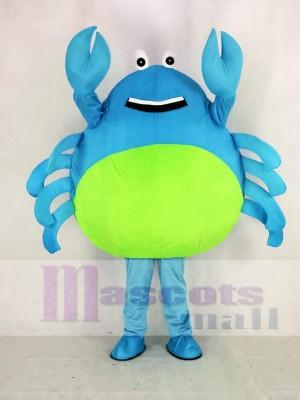 Heiß Verkauf Blau Krabbe Maskottchen Kostüm Karikatur
