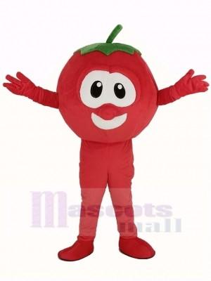 VeggieTales Charakter Tomate Bob Maskottchen Kostüm Karikatur