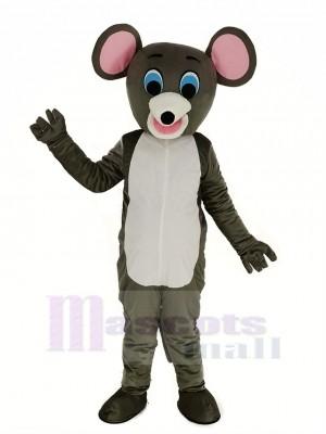 Wenig Grau Maus Tier Maskottchen Kostüm Tier