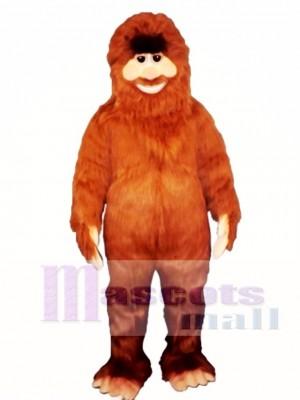 Big Foot Maskottchen Kostüm