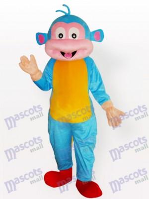 Spuk AffeTier Maskottchen Kostüm