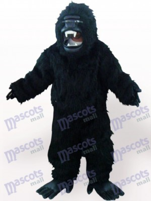 König Kong Tier Maskottchen Kostüm