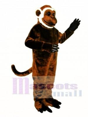 Niedlich Bärtig Affe Maskottchen Kostüm