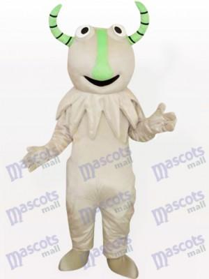 Grau Monster Party Maskottchen Kostüm für Erwachsene
