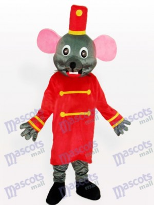 Porter Maus Tier Maskottchen Kostüm