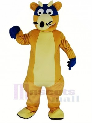 Swiper Fuchs Maskottchen Kostüm