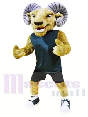 Sport Tier Ram Maskottchen Kostüme