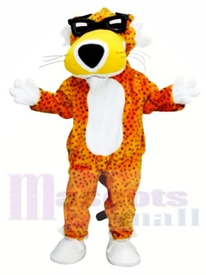 Chester Cheetah Maskottchen Kostüme