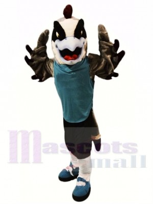 Sportfalke Maskottchen Kostüm