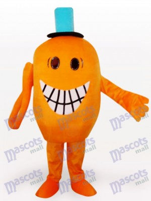 Tickleer Cartoon Maskottchen Kostüm für Erwachsene