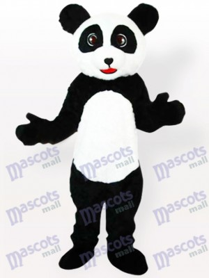Panda Animal Adult Mascot Costume Type E