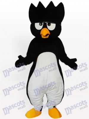 Weißer Bauch Schwarzer Pinguin Maskottchen Kostüm