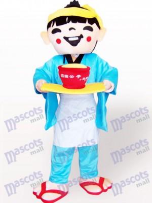 Fukada Puppe Cartoon Maskottchen Kostüm für Erwachsene