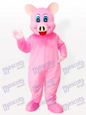 Pinky Schweinchen Schwein Tier Maskottchen Kostüm für Erwachsene