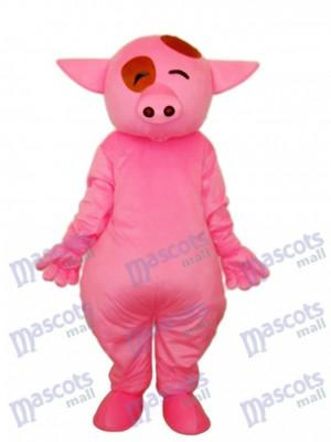 McDull Schwein Maskottchen Erwachsene Kostüm Tier