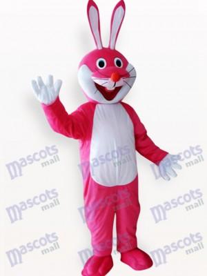 Ostern rosa Kaninchen Tier Maskottchen Kostüm