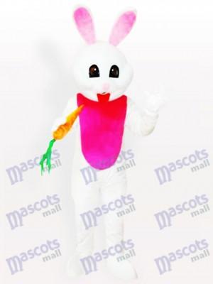 Karotte Osterhase Tier Maskottchen Kostüm für Erwachsene