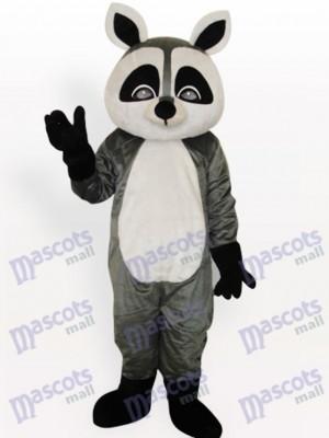 Waschbär Tier Maskottchen Kostüm für Erwachsene