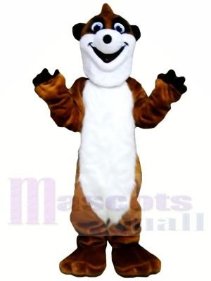 Glückliches Stinktier Maskottchen Kostüm Kostenloser Versand