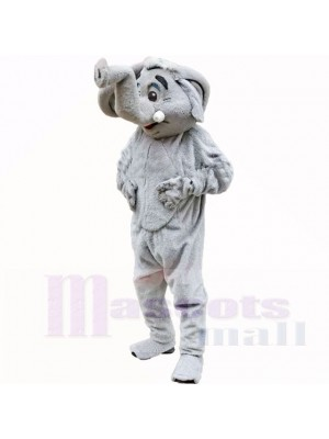Grau Elefant Maskottchen Kostüme Erwachsene