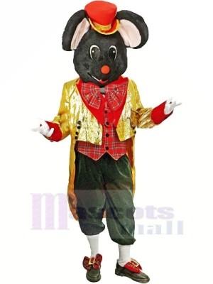 Weihnachten Gentleman Maus mit Maskottchen Kostüme Tier